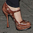 Jessica Chastain Shoes - Pumps
