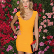 Jessica Hart Clothes - Bandage Dress