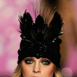 Jessica Stam Decorative Hat