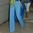Jessica Sutta Clothes - Wide Leg Pants