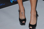 Jessica Szohr Angel Tattoo