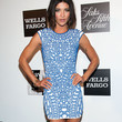 Jessica Szohr Clothes - Print Dress