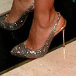 Jessica White Evening Pumps