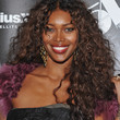 Jessica White Hair - Long Curls