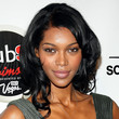 Jessica White Hair - Medium Curls