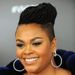 Jill Scott Hair - Braided Updo