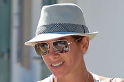 Jillian Michaels Fedora
