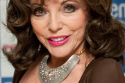 Joan Collins Gemstone Collar Necklace