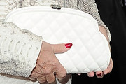 Joan Collins Quilted Clutch