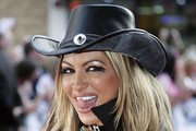 Jodie Marsh Cowboy Hat