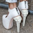 Jodie Marsh Shoes - Platform Pumps