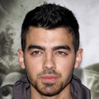 Joe Jonas Spiked Hair