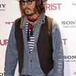 Johnny Depp Clothes - Vest