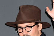 Johnny Depp Walker Hat
