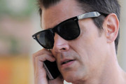 Johnny Knoxville Wayfarer Sunglasses