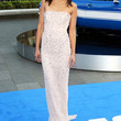 Jordana Brewster Clothes - Strapless Dress