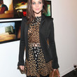 Julia Restoin-Roitfeld Print Dress