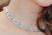 Julia Saner Diamond Collar Necklace