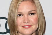 Julia Stiles Medium Layered Cut
