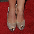 Julianne Hough Shoes - Peep Toe Pumps