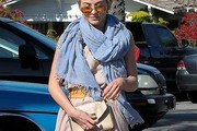 Julianne Hough Solid Scarf