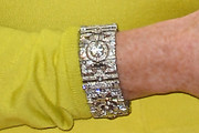 Julianne Moore Diamond Bracelet