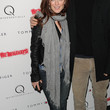 Julianne Moore Knit Scarf