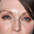 Julianne Moore Neutral Eyeshadow