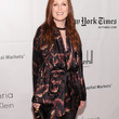 Julianne Moore Print Dress