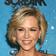 Julie Benz Hair - Bobby Pinned updo