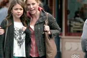 Julie Bowen Military Jacket