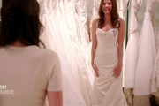 Julie Gonzalo Wedding Dress