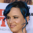 Juliette Lewis Hair - Messy Updo