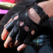 Justin Bieber Accessories - Fingerless Gloves