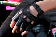 Justin Bieber Fingerless Gloves