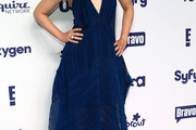 Piper Perabo Evening Dress