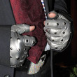 Karl Lagerfeld Studded Gloves