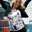 Karolina Kurkova Clothes - T-Shirt