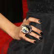 Kat Graham Dark Nail Polish