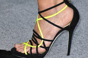 Kate Beckinsale Strappy Sandals