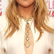 Kate Hudson Jewelry - Gold Lariat Necklace