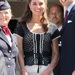 Kate Middleton Clothes - Fitted Blouse