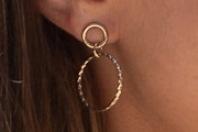 Kate Middleton Hoop Earrings