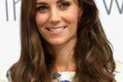 Kate Middleton Long Hairstyles