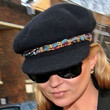 Kate Moss Newsboy Cap