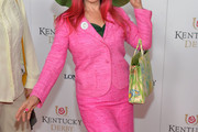 Kate Pierson Skirt Suit