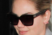 Kate Upton Modern Sunglasses