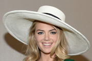 Kate Upton Casual Hats