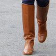Katherine Heigl Shoes - Flat Boots