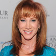 Kathy Griffin Layered Cut